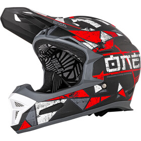 O'Neal Fury RL Casque, zen-red